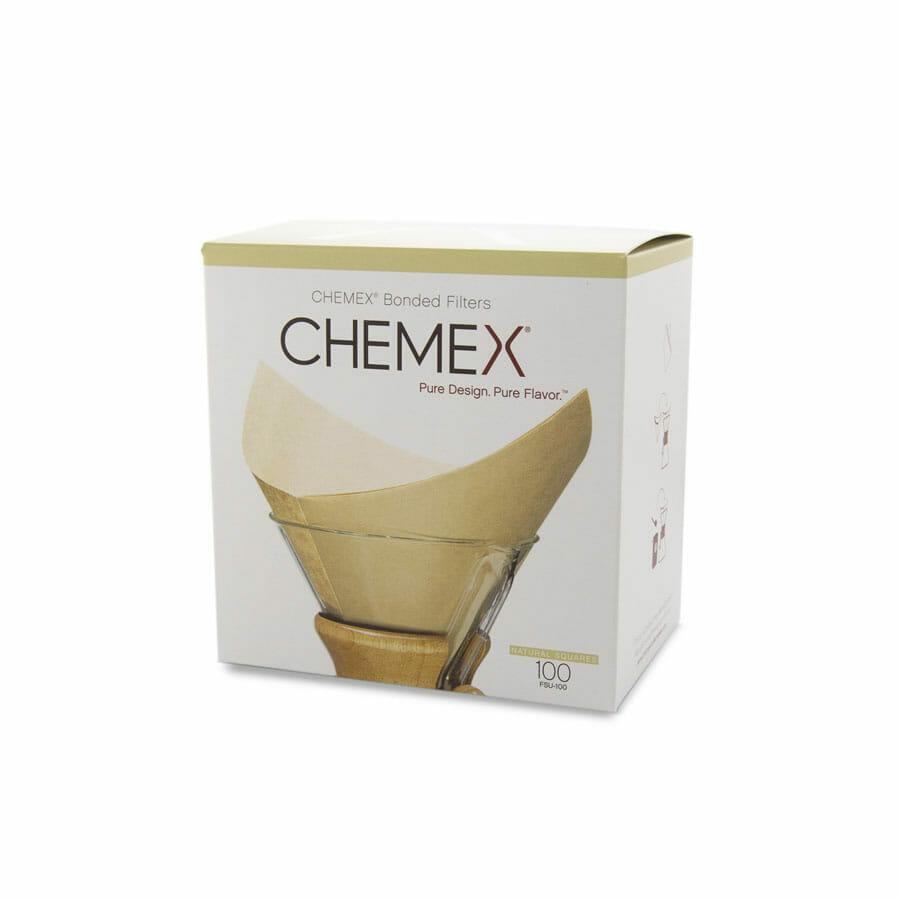 Chemex filtros naturales