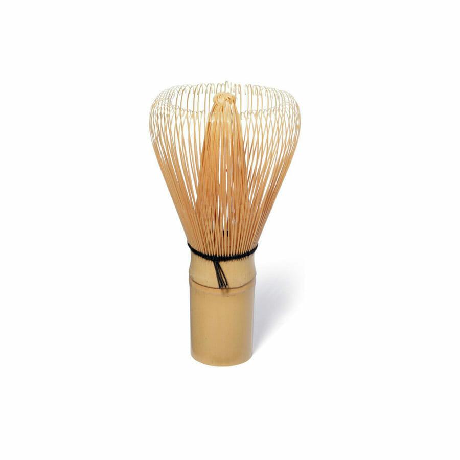 Batidor bambú matcha