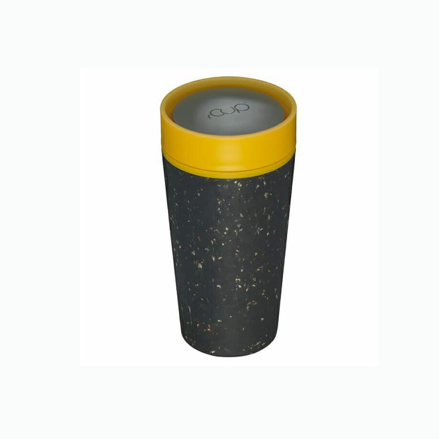 Taza reutilizable sustentable